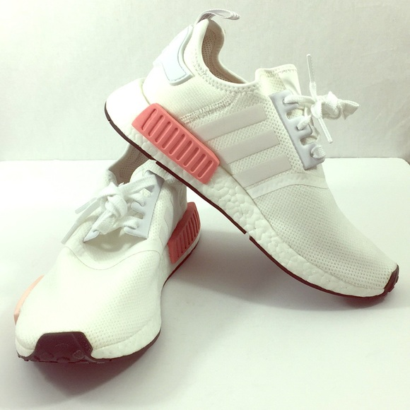 f287c66ad adidas Shoes - Adidas NMD R1 White Rose BY9952 Vapour Pink